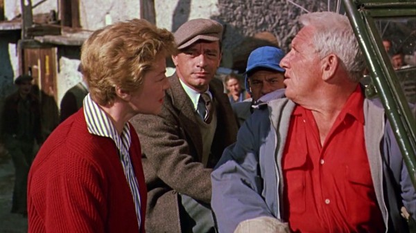 Claire Trevor, Richard Arlen, Spencer Tracy
