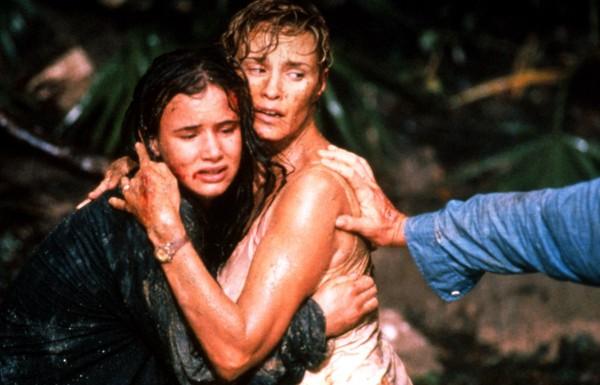 Juliette Lewis, Jessica Lange
