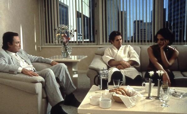 Christopher Walken, Willem Dafoe, Asia Argento