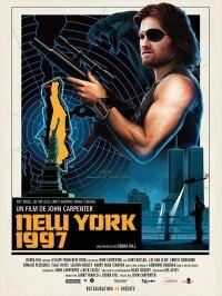 New York 1997, affiche version restaurée