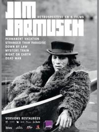 Rétrospective Jim Jarmusch en 6 films, affiche