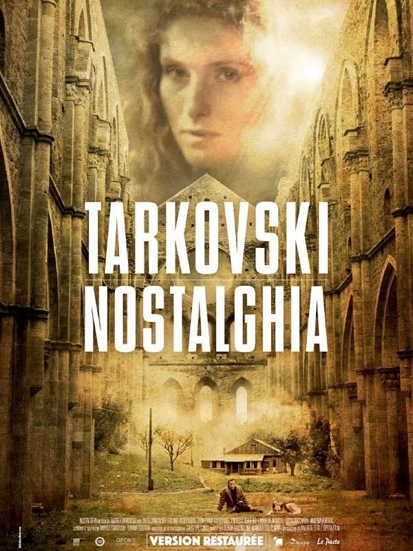Nostalghia, Affiche version restaurée