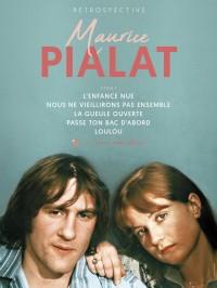 Affiche Rétrospective Maurice Pialat