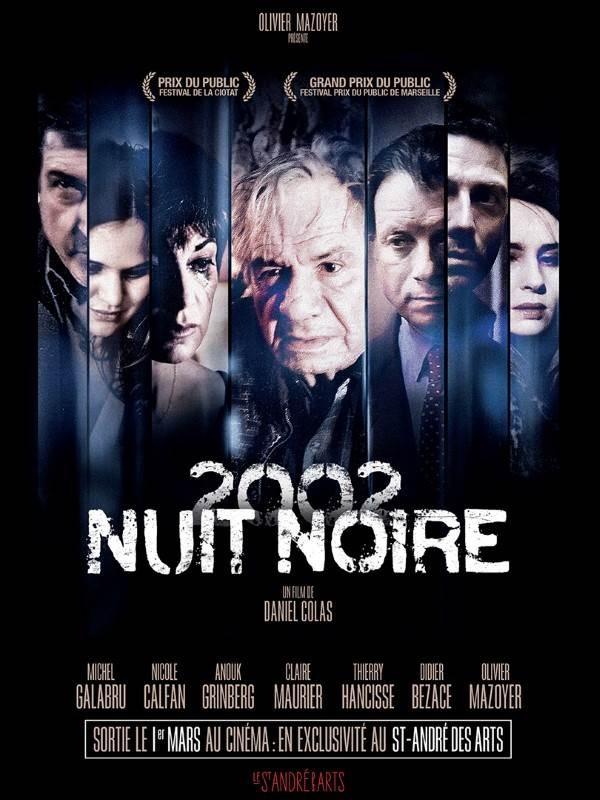 Nuit noire 2002, Affiche