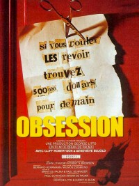 Obsession : Affiche