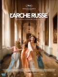 L'Arche russe, affiche version restaurée