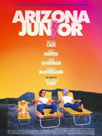 Arizona Junior, affiche