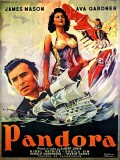 Affiche, Pandora