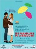 Les Parapluies de Cherbourg : Affiche