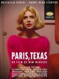 Paris, Texas : Affiche