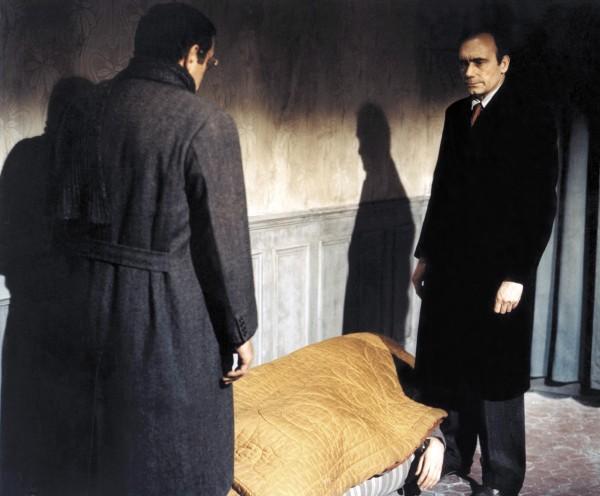 Lino Ventura, Paul Crauchet