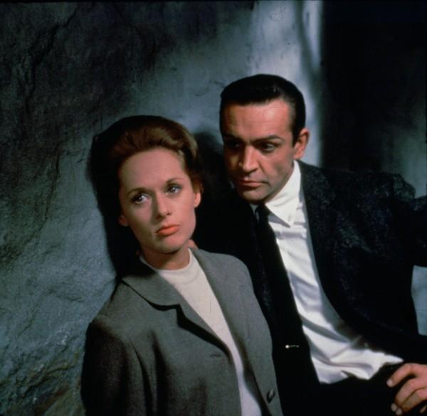 Tippi Hedren, Sean Connery