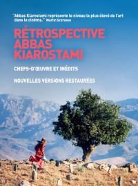 Rétrospective Abbas Kiarostami - Affiche