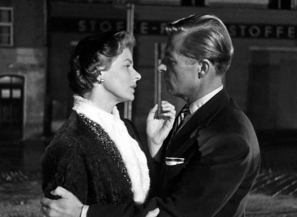 Ingrid Bergman, Kurt Kreuger