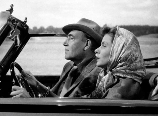 Mathias Wieman, Ingrid Bergman