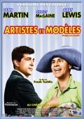 Artistes et modèles : Affiche
