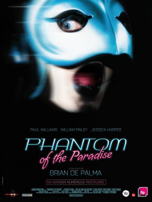 Phantom of the paradise : Affiche