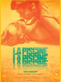 La piscine, affiche version restaurée
