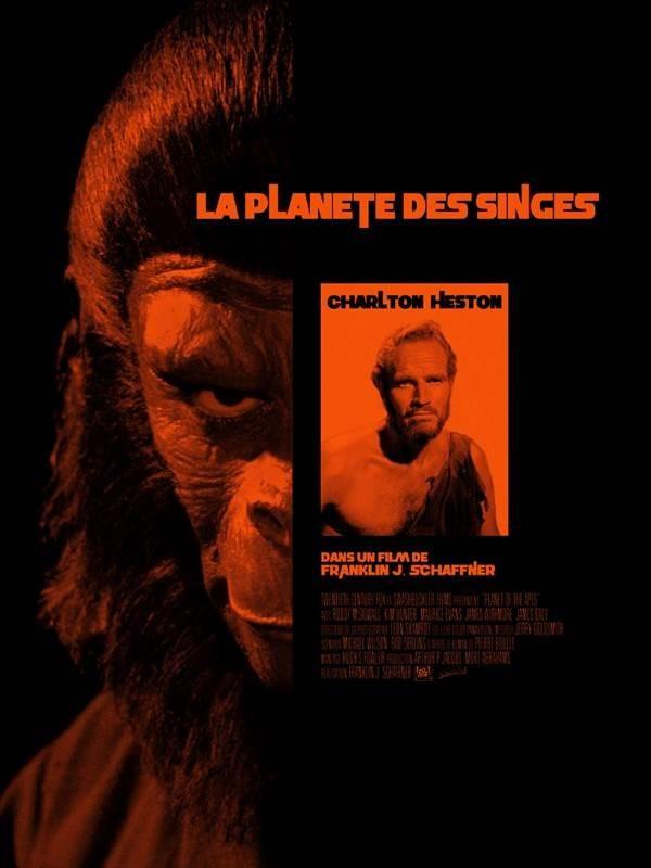 La Planète des singes, Affiche