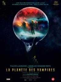 La Planète des vampires, Affiche