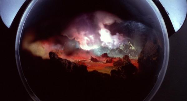La planète des vampires, extrait