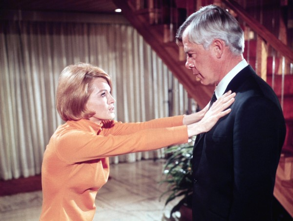 Angie Dickinson, Lee Marvin