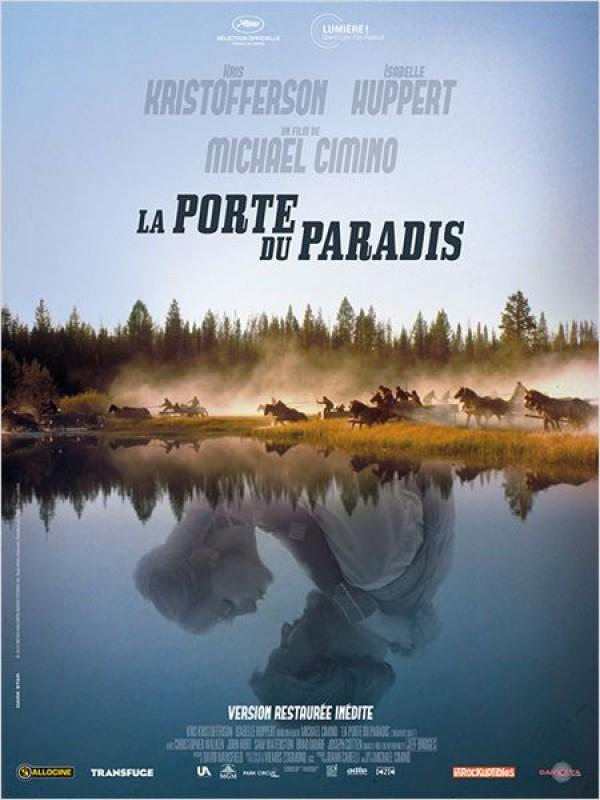 La Porte du paradis : Affiche