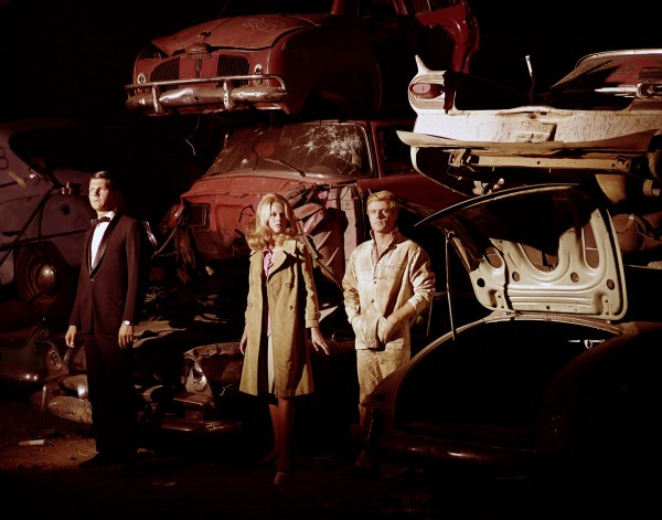 James Fox, Jane Fonda, Robert Redford