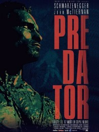 Predator, Affiche version restaurée