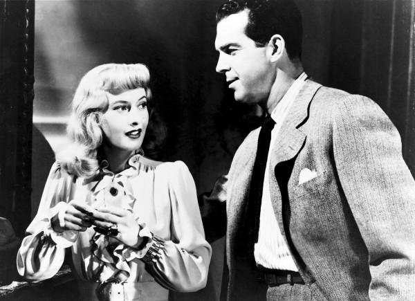 Barbara Stanwyck, Fred MacMurray