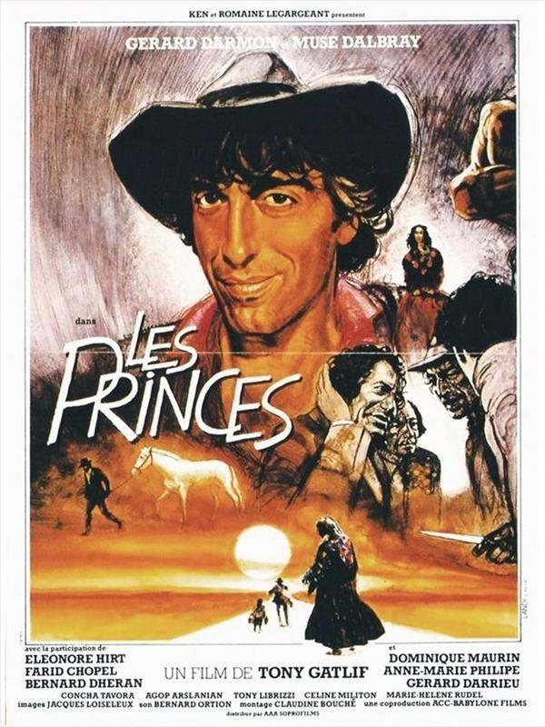 Les Princes, affiche