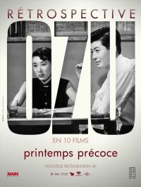 Rétrospective Ozu en 10 films, Affiche : Printemps précoce