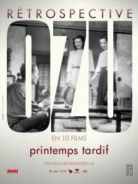Rétrospective Ozu en 10 films, Affiche : Printemps tardif