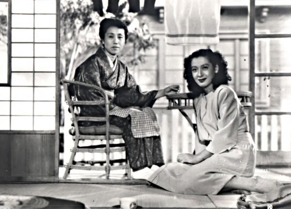 Haruko Sugimura, Setsuko Hara