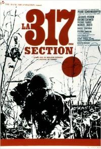 La 317ème section (Affiche)