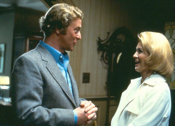 Michael Caine, Angie Dickinson