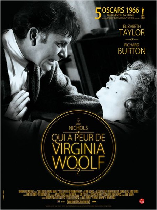 Qui a peur de Virginia Woolf ? Affiche