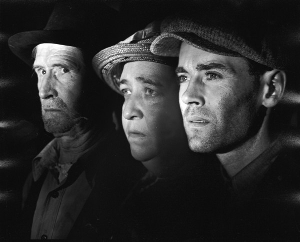 Charley Grapewin, Jane Darwell, Henry Fonda