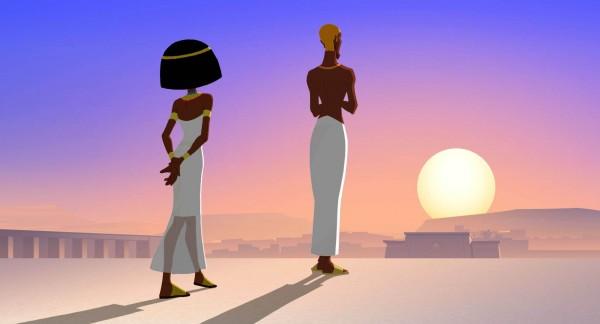 Akhesa et Thout