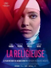 La Religieuse, Affiche version restaurée