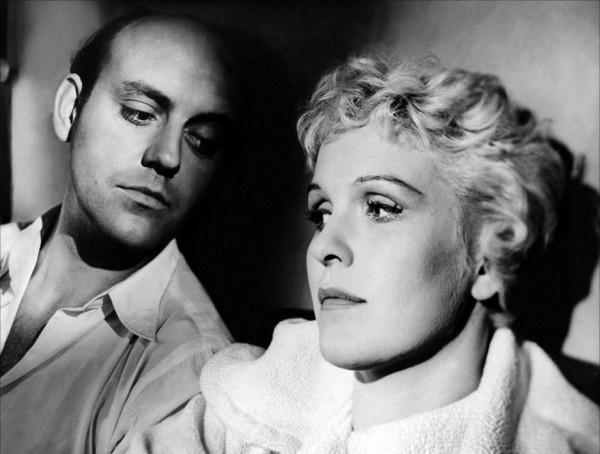 Ulf Palme (Henrik Lobelius), Eva Dahlbeck (Susanne)