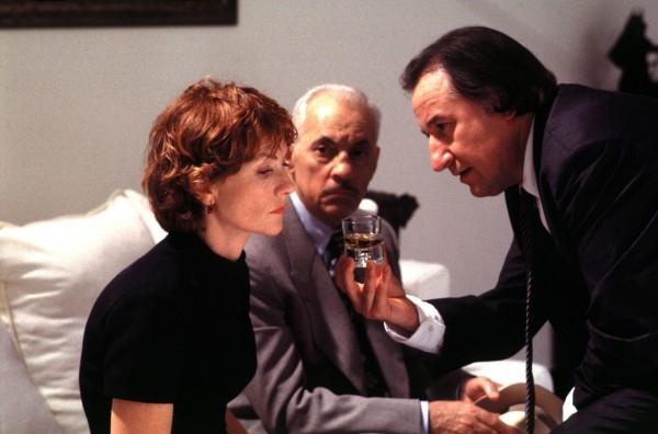 Isabelle Huppert, Michel Serrault, Jean-François Balmer