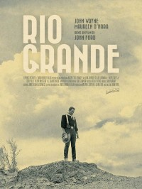 Rio Grande, Affiche version restaurée