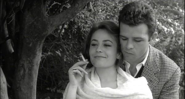 Annie Girardot, Renato Salvatori