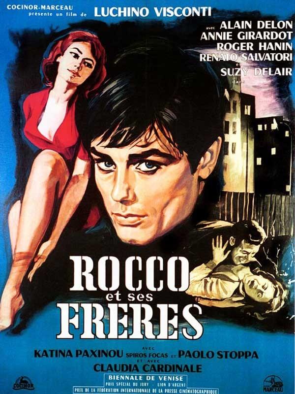 Rocco et ses frères, Affiche