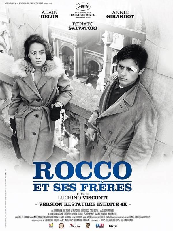 Rocco et ses frères, Affiche version restaurée