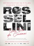 Affiche Rétrospective Rossellini