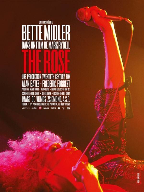 The Rose, Affiche
