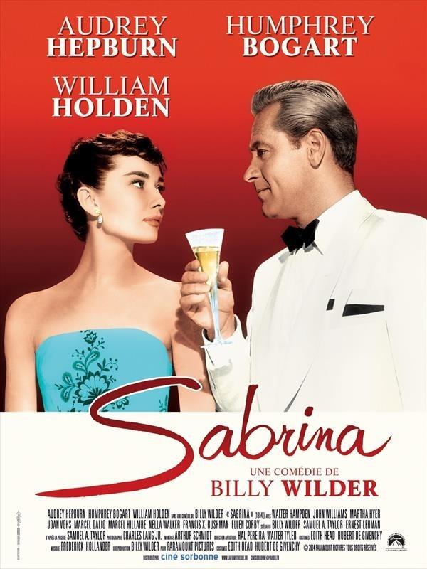 Sabrina, Affiche version restaurée