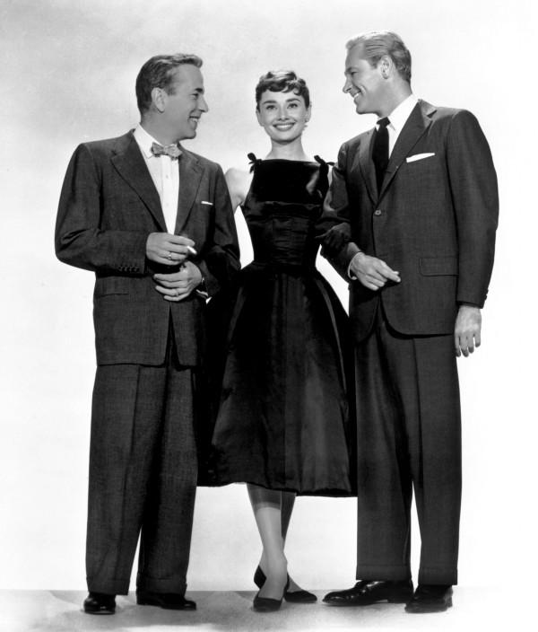 Humphrey Bogart, Audrey Hepburn, William Holden